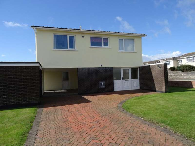 4 Bedrooms Detached House for sale in THE WHIMBRELS, REST BAY, PORTHCAWL, CF36 3TR