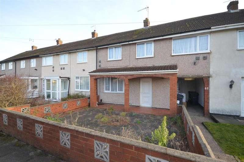 3 Bedrooms Terraced House for sale in Haywood Road, Birmingham