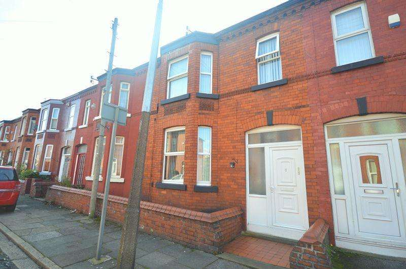 4 Bedrooms Terraced House for sale in Brereton Avenue, Allerton