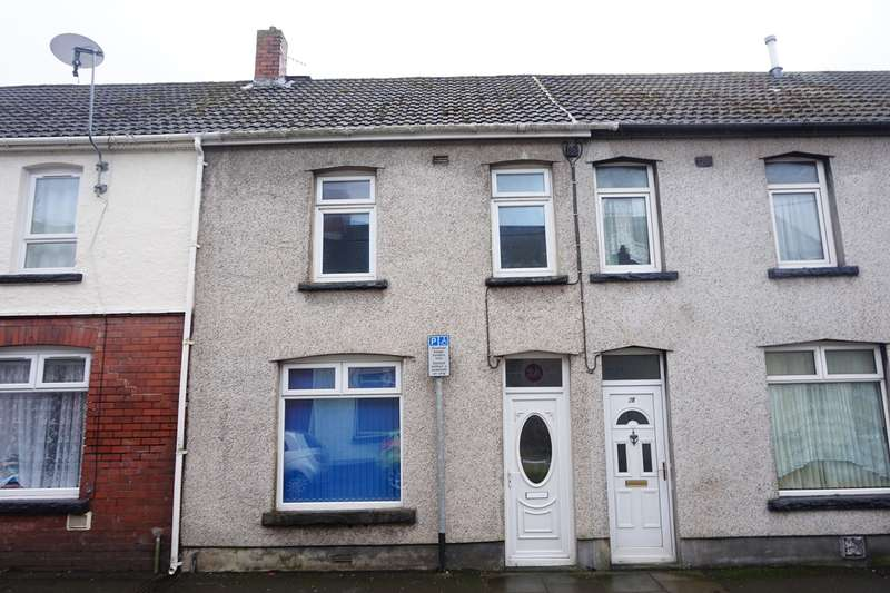 3 Bedrooms Terraced House for sale in Rectory Road, Crumlin, Newport, NP11
