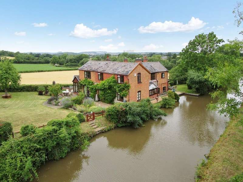 5 Bedrooms Detached House for sale in Salters Lane, Wootton Wawen