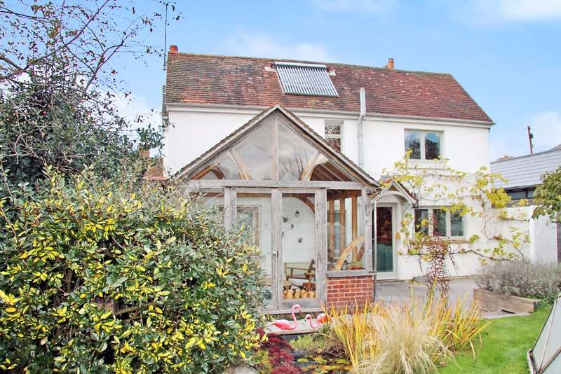 4 Bedrooms Cottage House for sale in Shedfield, Hampshire