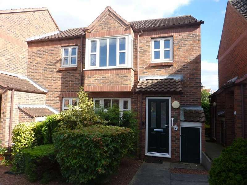2 Bedrooms Apartment Flat for sale in Applegarth Court, Northallerton