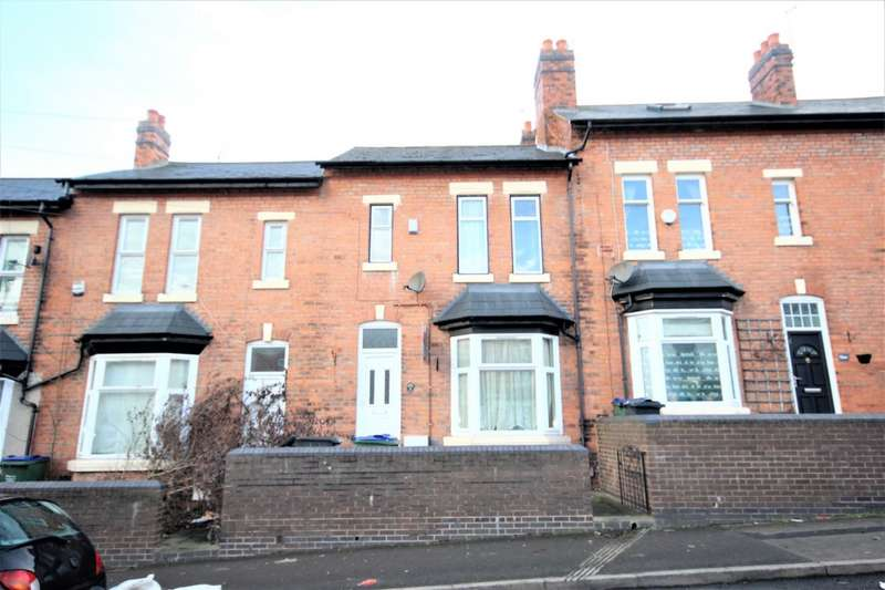 2 Bedrooms Terraced House for rent in Sycamore Road, Smethwick, B66