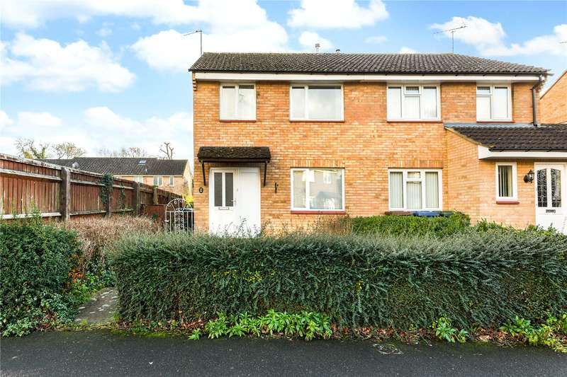 3 Bedrooms Semi Detached House for sale in The Paddocks, Yarnton, Kidlington, Oxfordshire, OX5