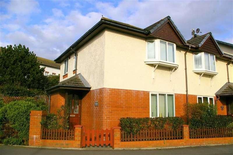 2 Bedrooms Town House for sale in Penrhyn Avenue, Rhos On Sea, Colwyn Bay