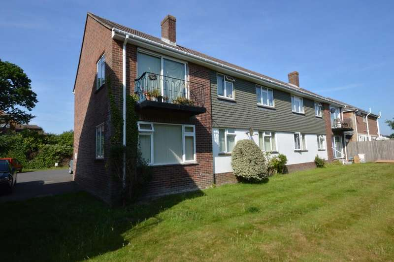 2 Bedrooms Ground Flat for sale in Bouverie Close, Barton on Sea