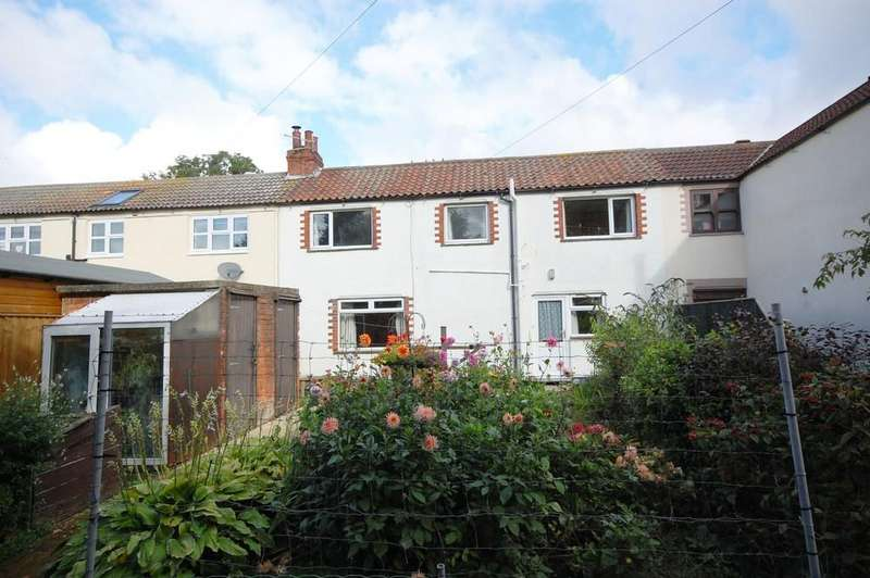 2 Bedrooms Terraced House for sale in Fulstow, Churchthorpe