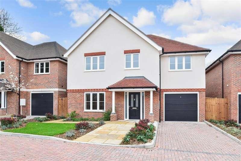 5 Bedrooms Detached House for sale in Cumnor Rise, , Kenley, Surrey