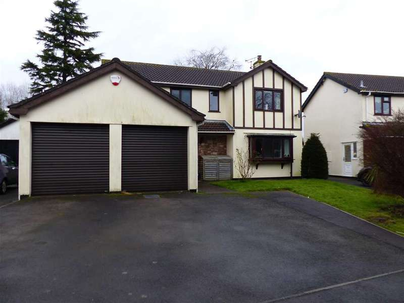 4 Bedrooms Detached House for sale in The Orchards, Woolaston