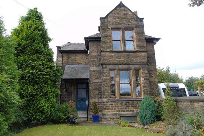 3 Bedrooms Detached House for sale in 76 Park Street, Wombwell, Barnsley, S73 0HS
