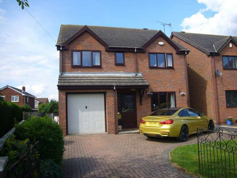 4 Bedrooms Detached House for sale in The Orchard, Low Street, Carlton, Goole, DN14 9PJ