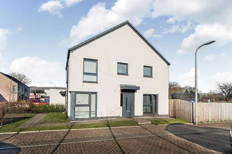 3 Bedrooms Semi Detached House for sale in Getter Grove, Twechar,Kilsyth, Glasgow, G65