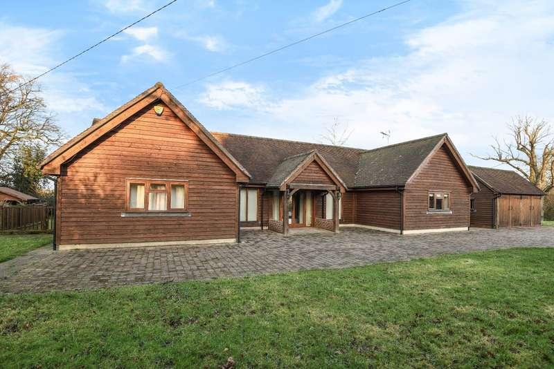 4 Bedrooms Detached House for sale in Billingshurst Road, Coolham, RH13