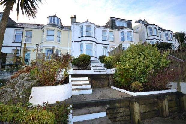 3 Bedrooms Terraced House for sale in Beech Terrace, Looe, Cornwall