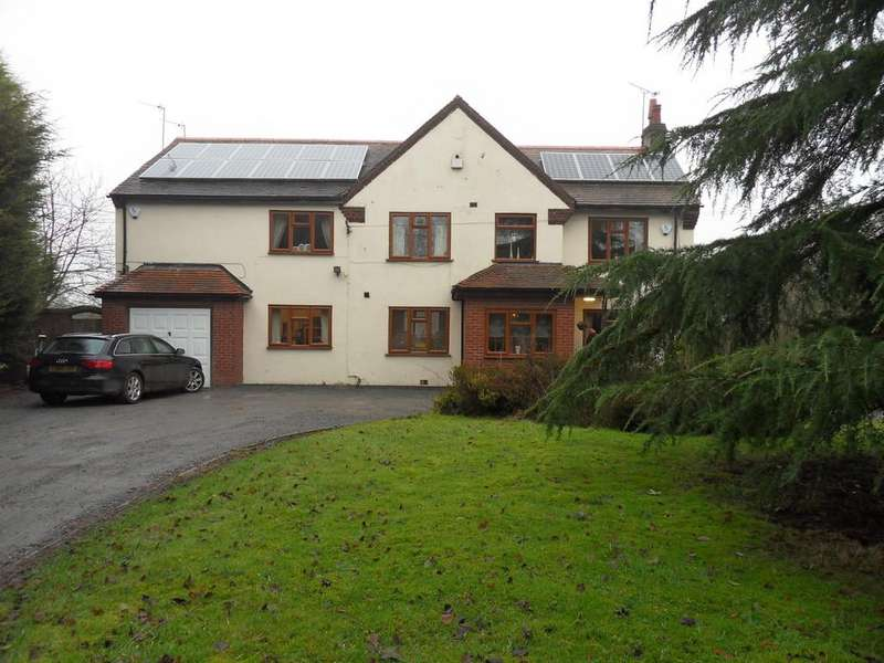5 Bedrooms Detached House for sale in Nuneaton Road, Mancetter, Atherstone