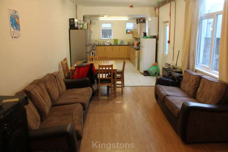 8 Bedrooms Terraced House for rent in Glynrhonnda, Cathays, CF24 4AN