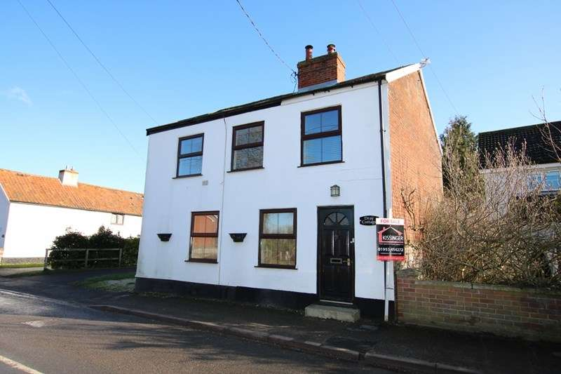 3 Bedrooms Detached House for sale in Garboldisham Road, East Harling, Norwich