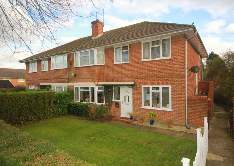 2 Bedrooms Maisonette Flat for sale in GROUND FLOOR 2 DOUBLE BED with 67` REAR GARDEN in BOVINGDON.