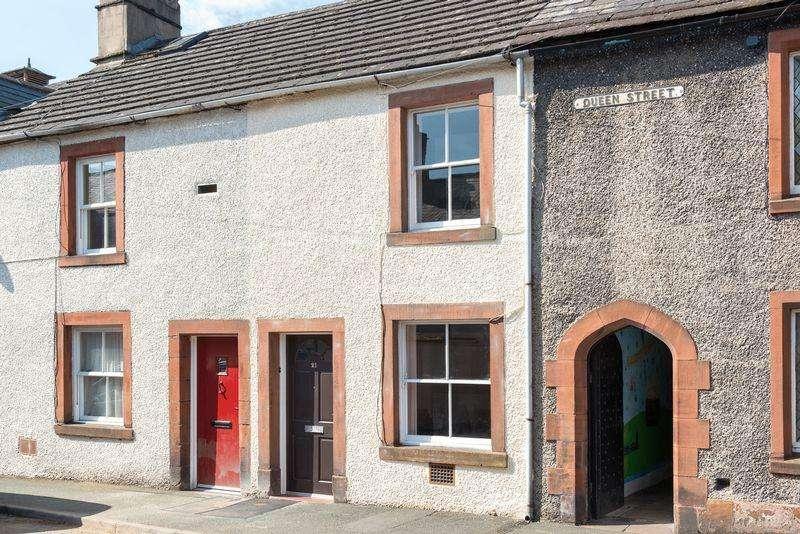 2 Bedrooms Terraced House for sale in 21 Queen Street, Penrith