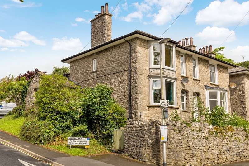 2 Bedrooms Maisonette Flat for sale in 4b High Tenterfell, Kendal, Cumrbia, LA9 4PG