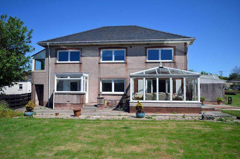 6 Bedrooms Detached Villa House for sale in Burnside Nursery, by Girvan KA26 9JH