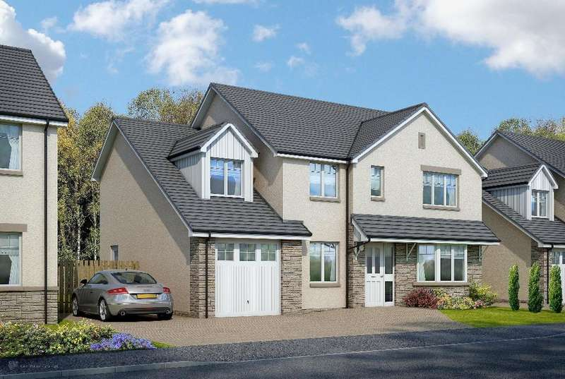5 Bedrooms Detached House for sale in Plot 45 Torridon, The Views, Saline, By Dunfermline, KY12 9TG