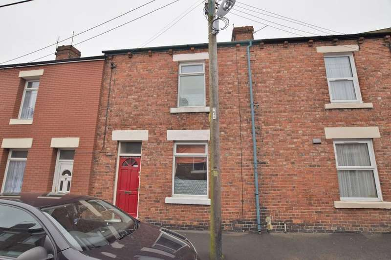 2 Bedrooms Terraced House for sale in Poplar Street, South Moor, Stanley