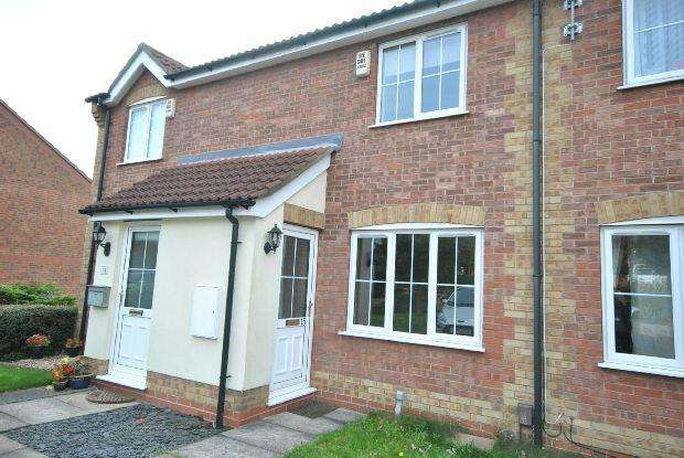 2 Bedrooms Terraced House for sale in Baroness Court, Grimsby