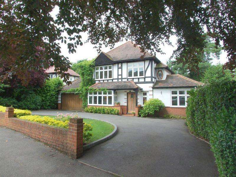 5 Bedrooms Detached House for sale in Buckingham Way South Wallington