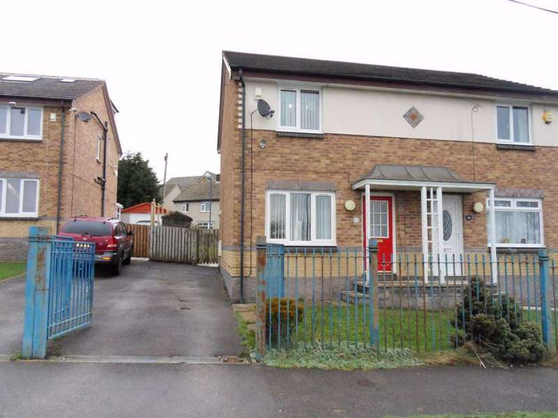 2 Bedrooms Semi Detached House for sale in Eversley Drive, Bradford, BD4
