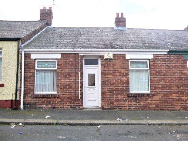 2 Bedrooms Terraced Bungalow for sale in WARENNES STREET, PALLION, SUNDERLAND SOUTH