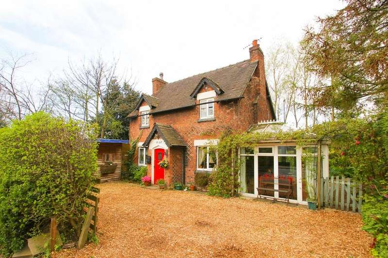 3 Bedrooms Cottage House for sale in Manchester Road, Carrington, Manchester, M31