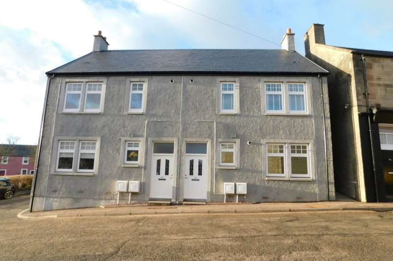 2 Bedrooms Flat for sale in Castlegate, Lanark, ML11