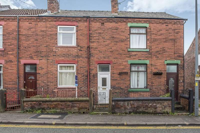 3 Bedrooms Terraced House for rent in Gathurst Road, Orrell, Wigan, WN5