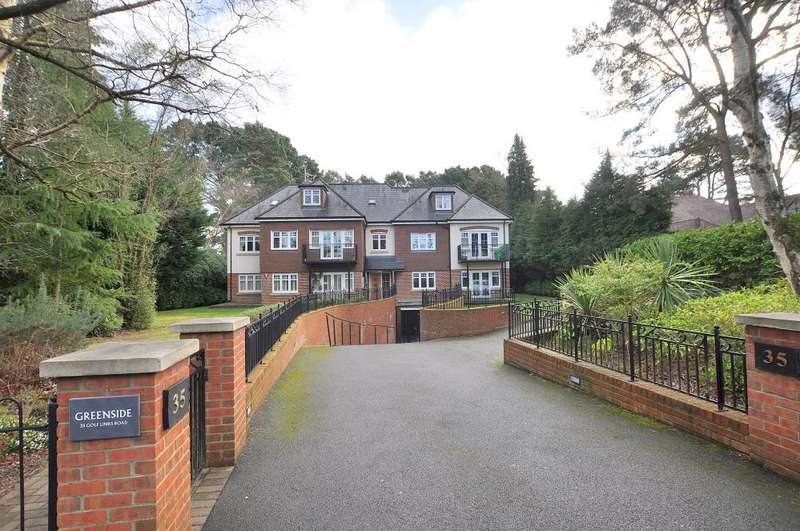 2 Bedrooms Flat for sale in Golf Links Road, Ferndown