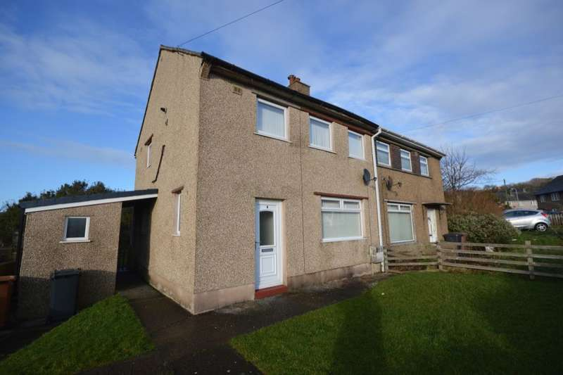 3 Bedrooms Property for sale in Whinlatter Road, Whitehaven, CA28
