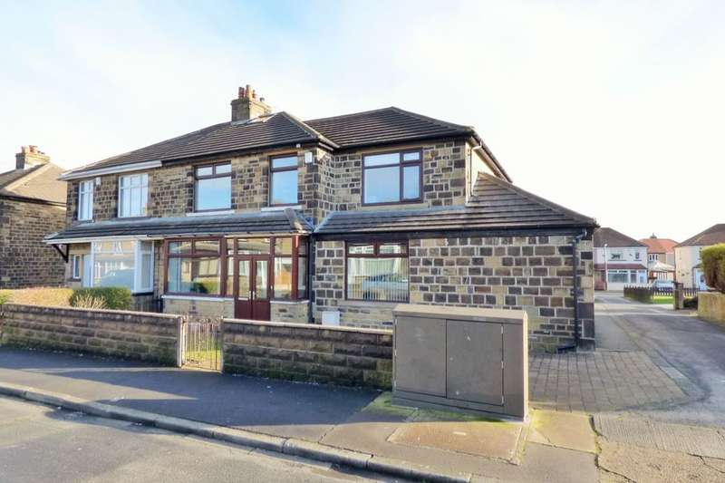 5 Bedrooms Semi Detached House for sale in Wrose Mount, Shipley, BD18