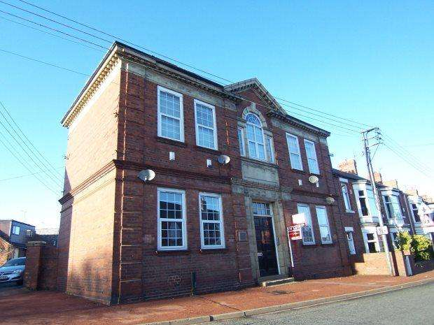 1 Bedroom Ground Flat for sale in FLAT 1, THE OLD LIBRARY, RYHOPE, SUNDERLAND SOUTH
