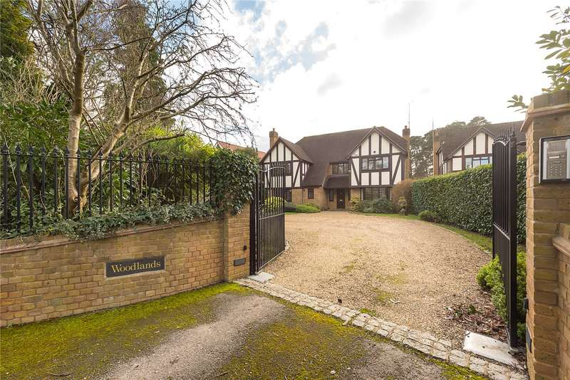 5 Bedrooms Detached House for sale in Grange Gardens, Farnham Common, Buckinghamshire, SL2