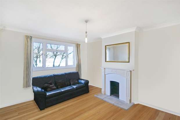 2 Bedrooms Flat for sale in Keats Court, Byron Road, WEMBLEY, Middlesex