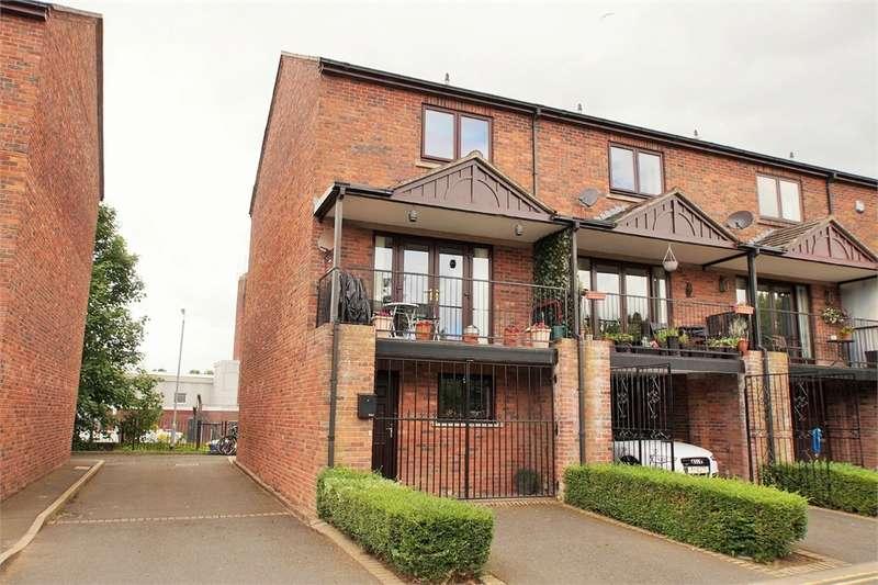 3 Bedrooms End Of Terrace House for sale in CA2 5SW Caldew Maltings, Bridge Lane, Carlisle, Cumbria