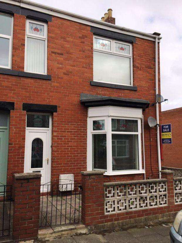 3 Bedrooms Terraced House for sale in CLEVELAND ROAD, HIGH BARNES, SUNDERLAND SOUTH