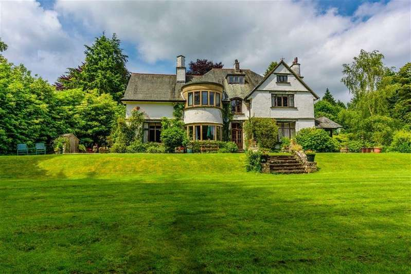 9 Bedrooms Detached House for sale in Hylands, Brigsteer Road, Kendal, Cumbria