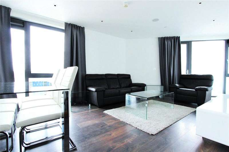 2 Bedrooms Apartment Flat for rent in Pinnacle Tower, 23 Fulton Road, Wembley, HA9