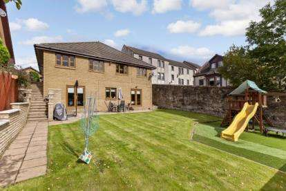 5 Bedrooms Detached House for sale in Busheyhill Street, Cambuslang, Glasgow, South Lanarkshire