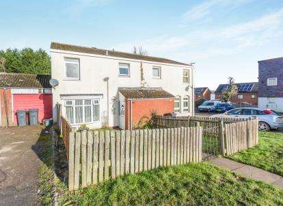 4 Bedrooms Semi Detached House for sale in Tarrington Covert, Birmingham, West Midlands