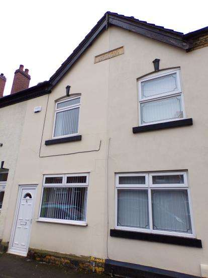3 Bedrooms Terraced House for sale in Cope Street, Walsall, West Midlands