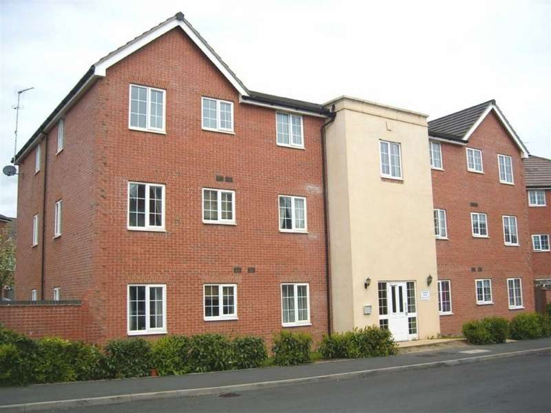 1 Bedroom Flat for sale in Oakfield Road, Hereford