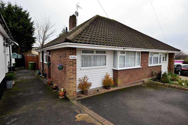 2 Bedrooms Semi Detached House for sale in Bootham Close, Billericay